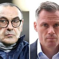 Sarri looks doomed at Chelsea – he'll be chewed up and spat out, claims Jamie Carragher