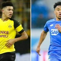 Sancho and England's kids now 'overtaking' Germans, insists Dortmund chief