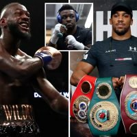 Wilder blasts Joshua for snubbing him to fight 'unknown' Big Baby Miller