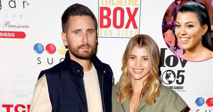 Sofia Richie: Scott and Kourtney's Coparenting Is Going 'Great'