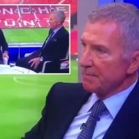 Souness in on air bust-up with Sky Sports presenter Jones as Liverpool legend blasts 'why are you looking at me like that' during Man Utd coverage