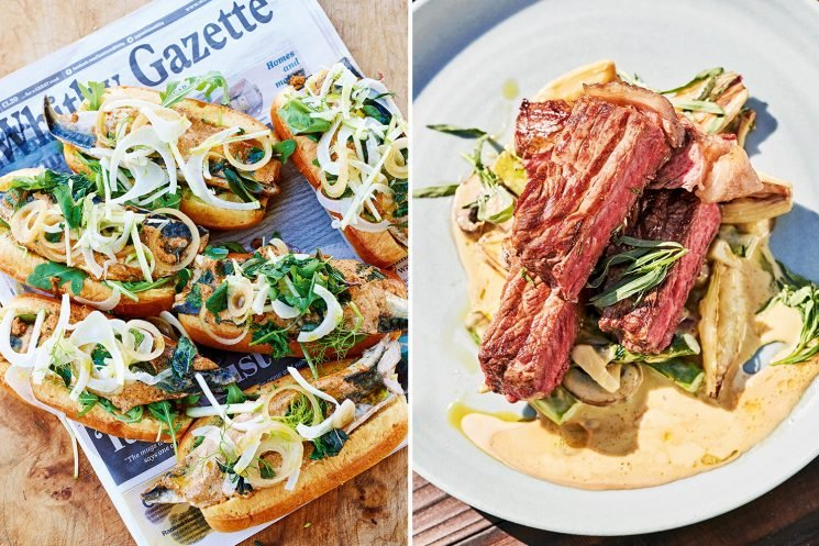 James Martin's tasty recipes that guarantee success in the kitchen