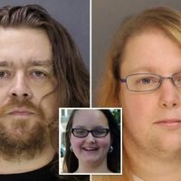 Evil couple carried out harrowing rape-murder fantasy on adoptive daughter, 14, before dismembering her body and hiding it in cat litter