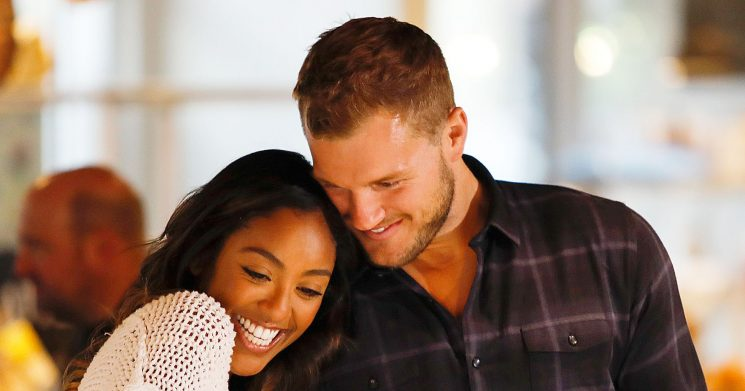 The Bachelor's Tayshia Was 'Exclusively Dating' Ex Until Day Before the Show