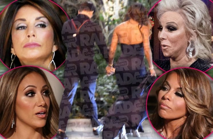 Teresa Giudice's 'RHONJ' Costars 'Blindsided' By Shocking Cheating Scandal