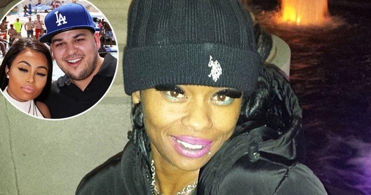 Blac Chyna's Mom Says Rob Kardashian Should Get Custody of Kids