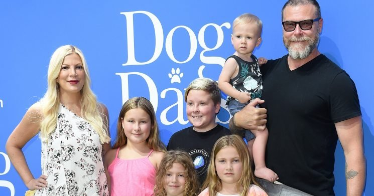 What Tori Spelling Thinks About Social Media Trolls Bullying Her Children
