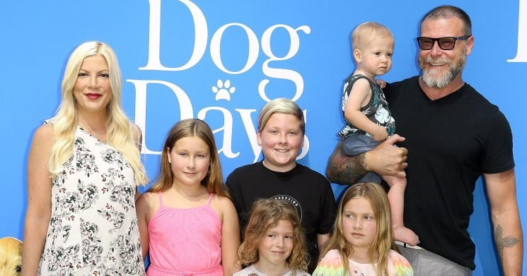 Tori Spelling and Dean McDermott Aren't Opposed to Having More Kids