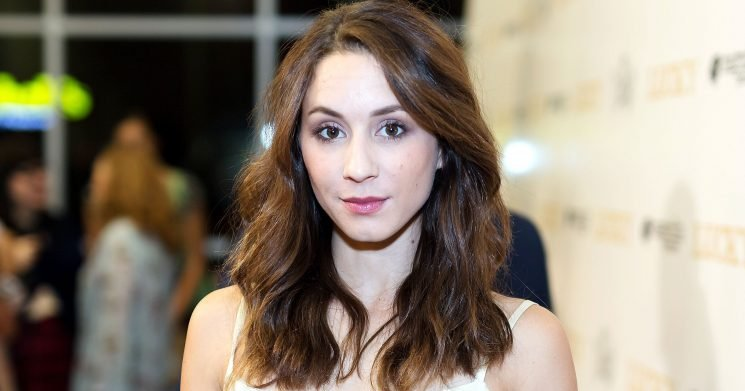 Troian Bellisario Opens Up About Mom Guilt 4 Months After Giving Birth