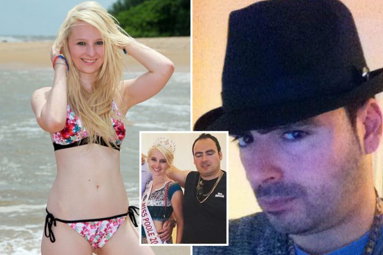 Wannabe rapper, 39, stalked Miss England finalist, 25, and vowed to dedicate his BGT audition to her