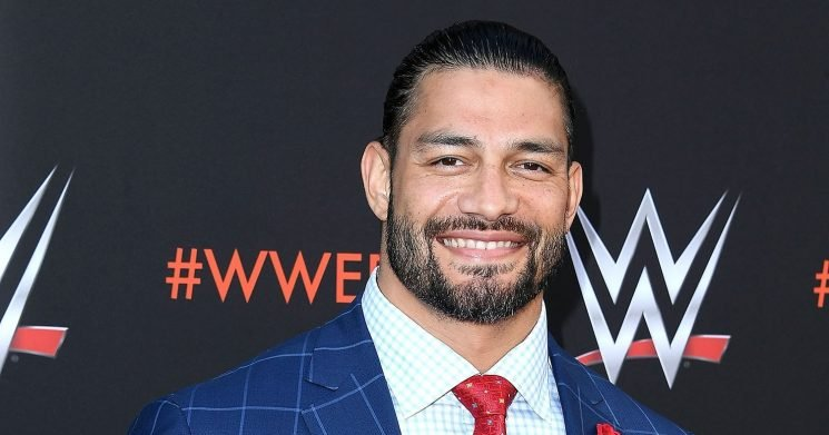 WWE Star Roman Reigns' Cancer Is in Remission: 'I Feel So Blessed'