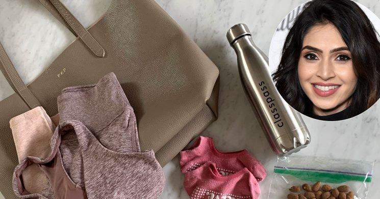 ClassPass Founder Payal Kadakia Tells Us What's in Her Gym Bag