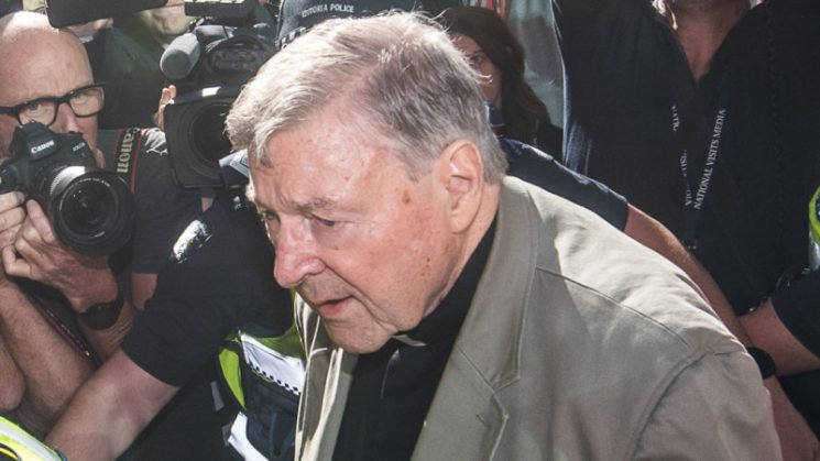 Vatican opens investigation into Pell that could see him 'defrocked'