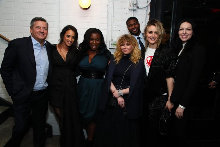 These Photos From The 'OITNB' Cast's Last Day Filming Are A Bittersweet Gift To Fans
