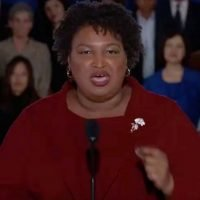 Stacey Abrams slams Trump for government shutdown in Dems' State of the Union response