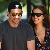 Irina Shayk Explains Why She Doesn't Talk About Bradley Cooper