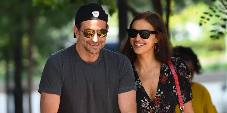 Irina Shayk Explains Why She Doesn't Talk About Bradley Cooper