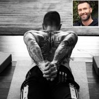 Adam Levine Gets Sentimental About His Yoga Practice: It's So 'Deeply Personal'