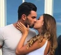 Love Island's Zara McDermott likes fan comments urging Adam Collard to get back together with her