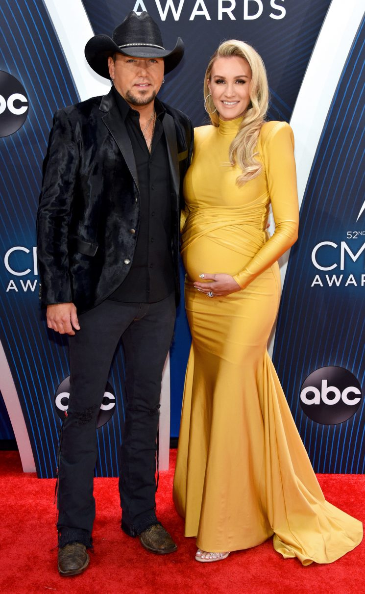 Jason Aldean's Wife Brittany Still in Hospital After Daughter's Birth – and a Blood Transfusion