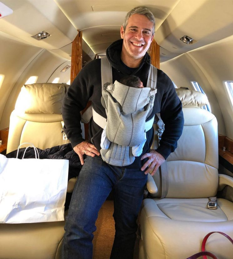 VI (Little) Ps!See Which Lucky Celeb Kids Have Flown on Private Jets
