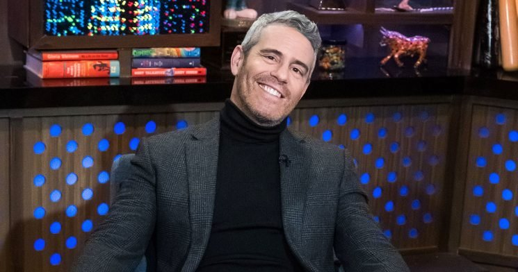 It's a Boy! Andy Cohen Welcomes a Baby Via Surrogate