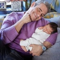Andy Cohen Hasn't Smoked Pot Since His Son Was Born Three Weeks Ago: 'Not the Time for That'