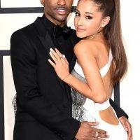 Ariana Grande and Ex-Boyfriend Big Sean Reunite, Hang Out at Los Angeles Recording Studio