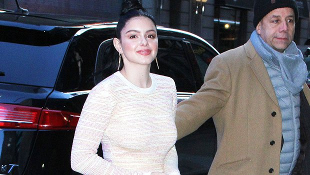 Ariel Winter Goes Braless In Plunging White Blazer For Her Vegas Birthday Party – Pics