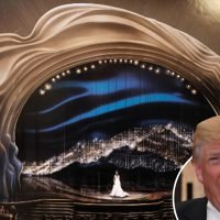Oscars 2019 – Stage design likened to Donald Trump's HAIR leaves viewers baffled