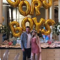 The Hills Alum Doug Reinhardt & Girlfriend Mia Expecting Twin Boys: 'Blessed Beyond Measure'