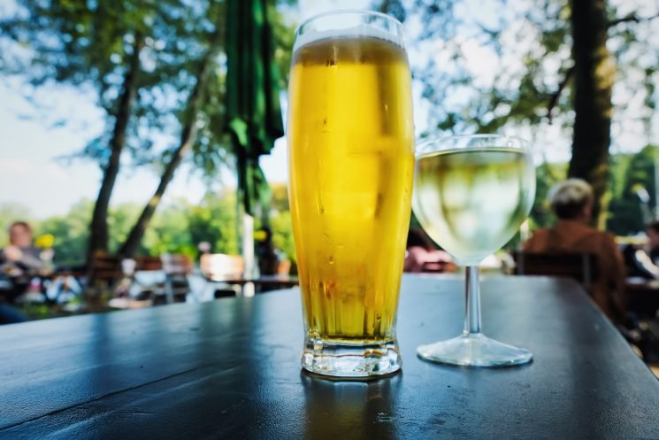 'Beer Before Wine, You'll Be Fine' Myth Debunked by New Hangover Study