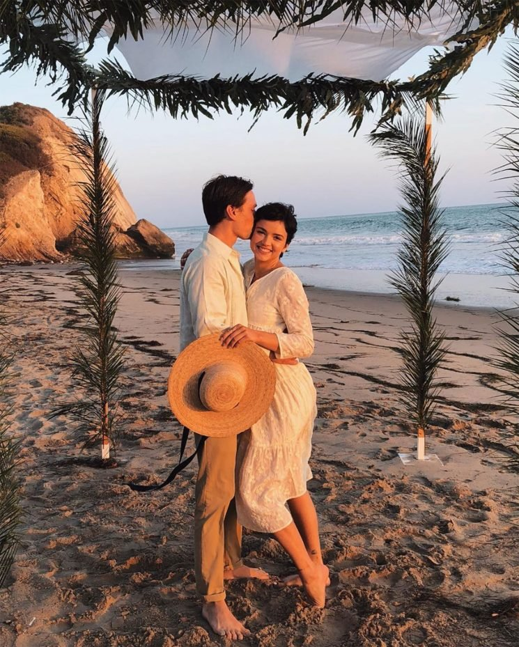The Bachelor's Bekah Martinez Welcomes Baby Daughter and Shares Powerful Photos of Her Water Birth