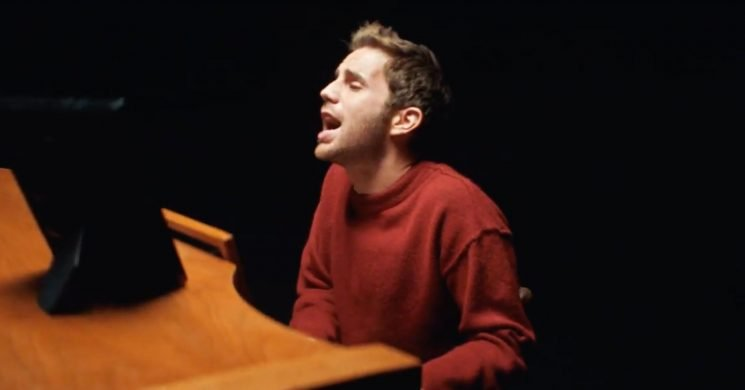 See the video for the first track off Ben Platt's debut album