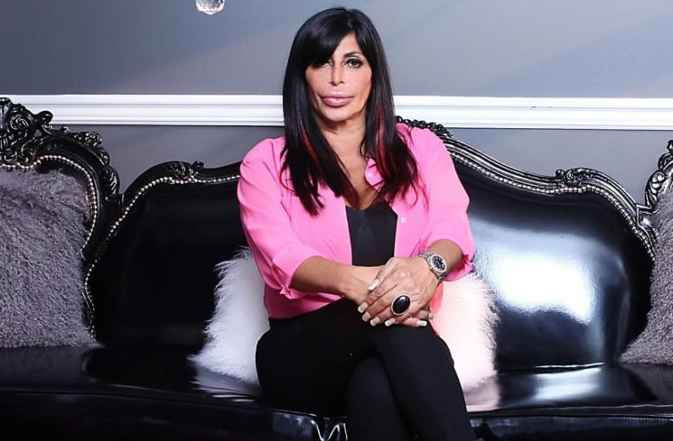 Big Ang's Sister Writing Tell-All Book For Late 'Mob Wives' Star's 60th Birthday