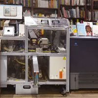 This NYC bookstore can a print a title for you in minutes