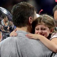 Tom Brady's Daughter Won the Super Bowl