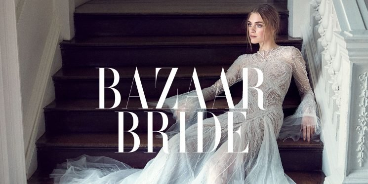 Introducing: BAZAAR Bride—the Ultimate Membership for the Newly-Engaged