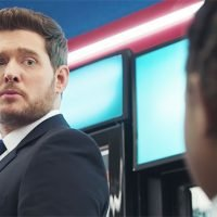 Michael Bublé Gets Confused By Bubly's Name In Soda's Funny Super Bowl Commercial