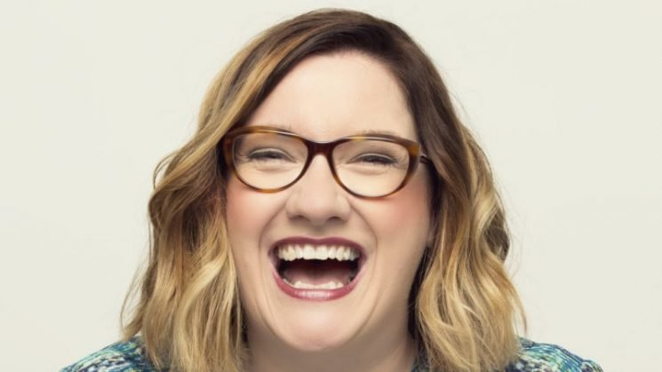 Charmingly disgusting, Sarah Millican has us in the palm of her hand