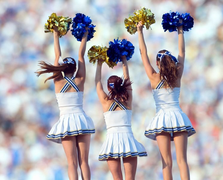 Wisconsin High School Under Fire for Giving 'Big Boobie' and 'Big Booty' Awards to Cheerleaders