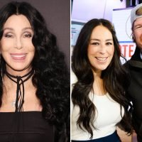 Cher Admits She Likes to 'Check In' on Chip and Joanna Gaines — and Chip Gives Her a Life Update
