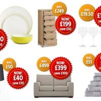 Marks and Spencer is having a massive sale on furniture and homeware