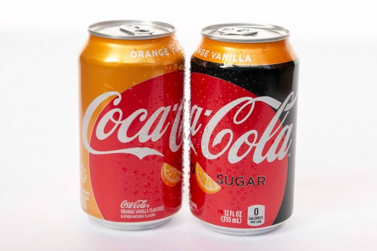 Orange Vanilla Coke Has Arrived As the First New Coca-Cola Flavor in Over a Decade