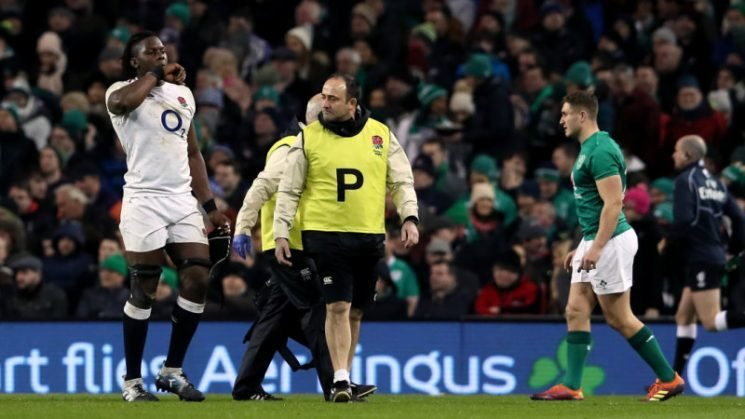 Injured Itoje ruled out for France and Wales matches