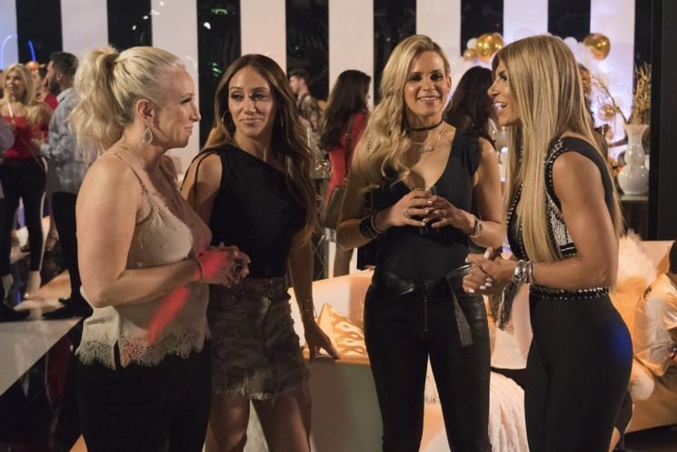 Here's Where Teresa & Margaret Stand After That Dreadful 'RHONJ' Cabo Trip