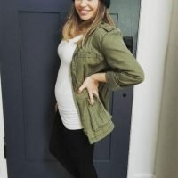 Girl Meets Bump! Pregnant Boy Meets World Alum Danielle Fishel Shares First Photo of Baby Belly