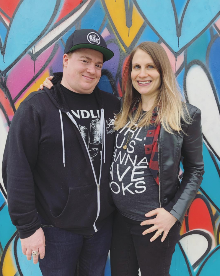 All That Star Danny Tamberelli and Wife Katelyn Expecting Their First Child