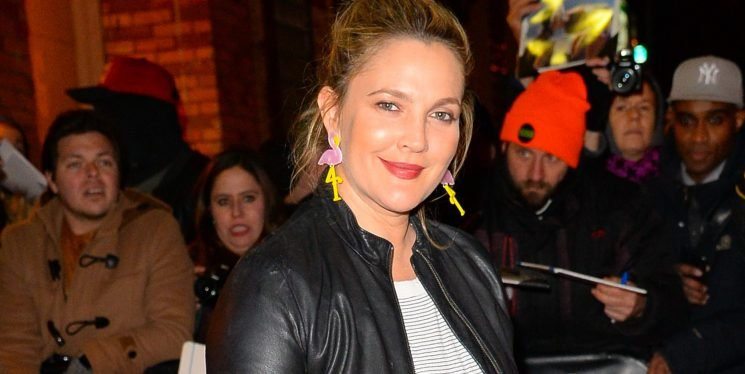 Drew Barrymore Just Posted A Photo That Basically Captures All Of Your Feelings About Dieting