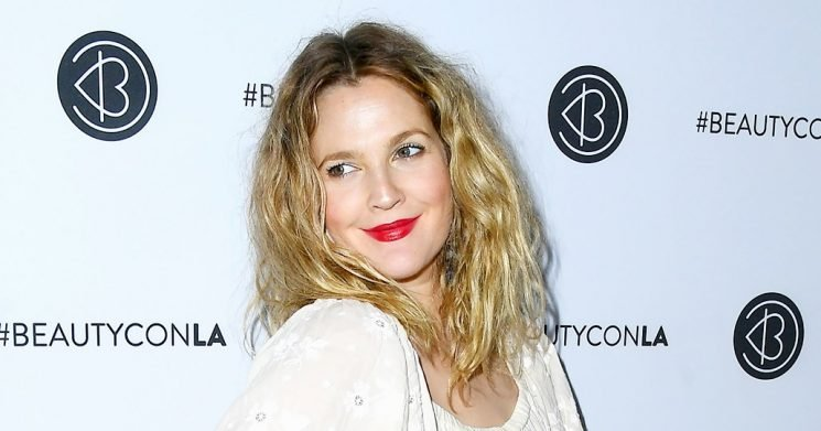 LOL! Drew Barrymore Is All of Us on Her Plant-Based Diet